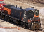 Ghost of Milwaukee 477 arises in Muskego yard - 23 years after her BANDIT-tizing