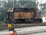 SOO 2010 - first of the remaining 6 Gp40 bandits