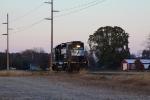 NS GP38-2 #5302 on NS K94 local train