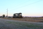NS K94 local train's power of NS GP38-2 #5302