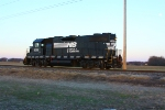 NS K94 local train's power of NS GP38-2 #5302