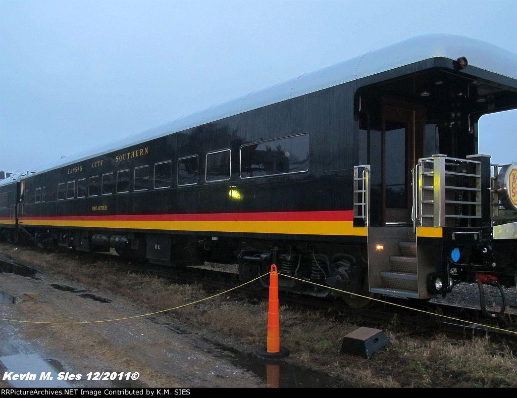 KCS Santa Train