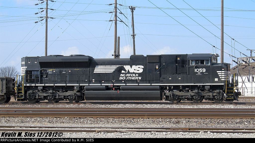 NS 1059 leads NS 302