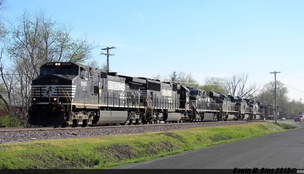 NS 302 with 6 units.
