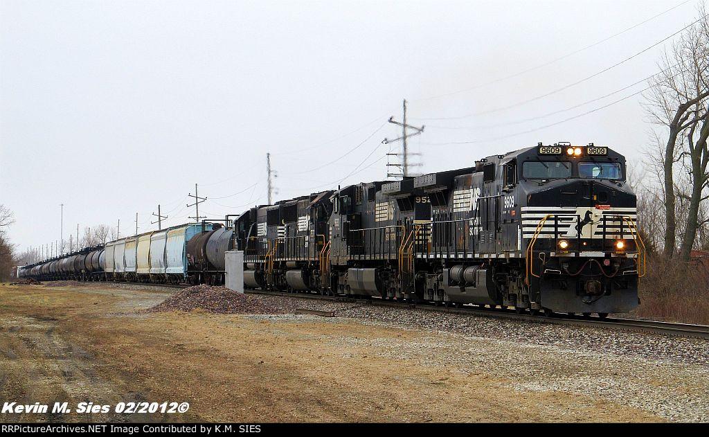 NS 9609, NS 9523, NS 2537, & NS 6683 lead NS 32Q