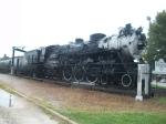 Steamer @ Galesburg Museum