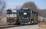 NS 301 & NS 431 with Penn Central meet