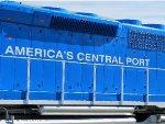 "RRC 1000 ""Americas Central Port."""