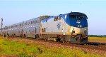 Amtrak 21 w/ AMTK 815