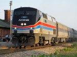Amtrak Heritage 66 on Amtrak 392