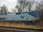 Amtrak 306 w/ AMTK 817