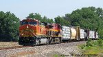 BNSF 4593 & KCS 4680 lead the H-GALMAD