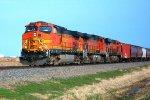 BNSF 5078, BNSF 5106, & BNSF 7903