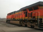 BNSF 5857 DPU on U-ALLMAD