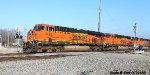 BNSF 7484 West
