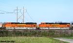 BNSF 9114 & BNSF 9112