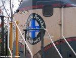 BNSF 9508 decal