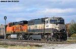 BNSF E-PDTWTM0-08A BNSF 9706 & 6142