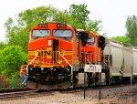 BNSF 4103 & BNSF 6046 lead H-GALMAD1-13A