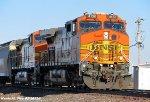 BNSF 4130 & BNSF 4077 (fresh paint) lead H-GALMAD