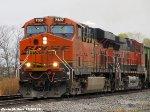 BNSF 7337 leads BNSF H-GALMAD passed BNSF 9318 & BNSF 9508