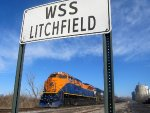 NS 1071 @ WSS Litchfield