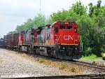 "CN ""15th Anniversary"" 2113 leads CN A431-12"