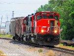 CN 9460 & GTW 5844 lead CN L-550