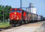 CN 2617 leads CN M335-12