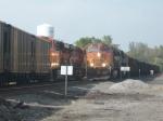 BNSF 6185 & BNSF 4918