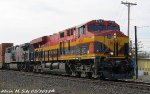 Brand New KCS 4767 & KCS 4576 lead CSXT Q106-06