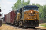 CSXT 5204 & CSXT 7876 lead CSXT Q234-10