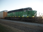 Ex-Burlington Northern 7855