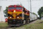 KCS 4770 & KCS 4682 lead KCS MVNKC-25