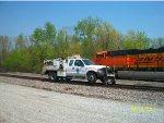 MOW & BNSF 6331