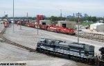 NS 1070, NS 8000, & NS 8730 lead NS 111