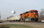 BNSF 6538 & 4589 lead NS 240