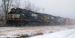 NS 9560 leads NS 32Q in white out conditions