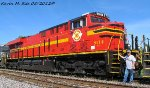 Original NS Heritage # 8114 on NS 33Q
