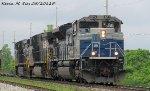 EMDX 2012, NS 9258, & NS OLS 9252 lead NS 403