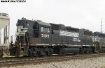 NS 5108 on Springfield Local