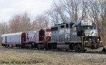 NS 5609, NS 34, & NS 33 lead NS 901