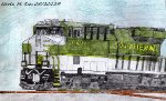 NS 8099 drawing