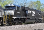NS 6943 trails 33J
