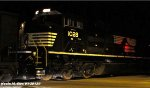 NS SD70ACe 1028 on NS 404