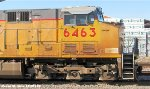 UP 6463 DPU on NS 70E