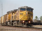 UP 6692 & UP 6582 lead loaded Coal Bucket
