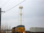 UP 7329 & UP 6423 @ WaterTower