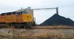 UP 7329 @ Coal Mine