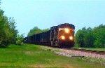 UP 7149 & Ex-SP 6229 lead CWECS-07.